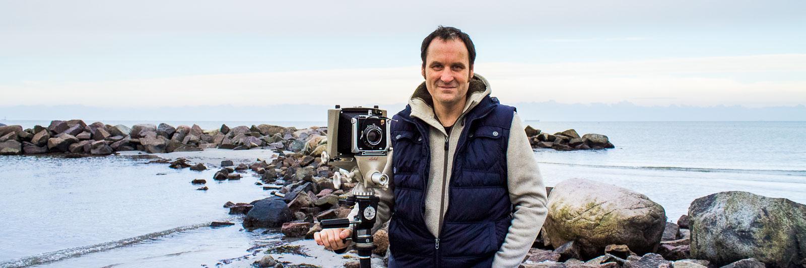 Mario Reinstadler fotografiert Ostsee und Nordsee